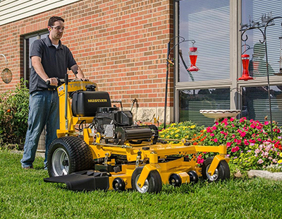 Nice Hustler mower dealers in missouri me!